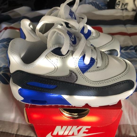 Nike Air Max 90 Boys' Toddler SIZE 8 | FASHION BOY